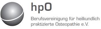 Logo Berufsvereinigung für heilkundlich praktizierte Osteopathie